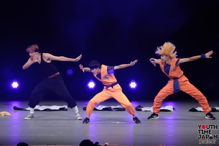 目黒学院高校(東京都)が演技を披露!<第14回日本高校ダンス部選手権DANCE STADIUM>