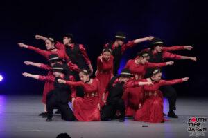 昭和第一学園高校(東京都)が演技を披露!<第14回日本高校ダンス部選手権DANCE STADIUM>