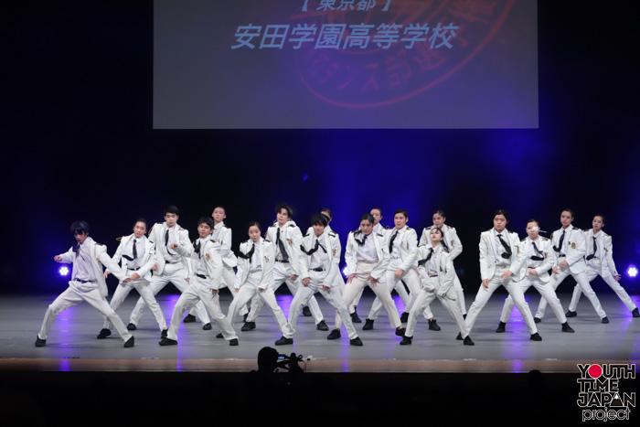 安田学園高校(東京都)が演技を披露!<第14回日本高校ダンス部選手権DANCE STADIUM>