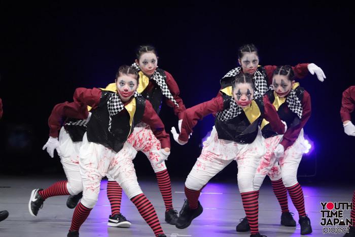 東京都立新宿高校(東京都)が演技を披露!<第14回日本高校ダンス部選手権DANCE STADIUM>