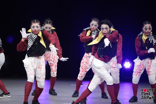東京都立農業高校(東京都)が演技を披露!<第14回日本高校ダンス部選手権DANCE STADIUM>