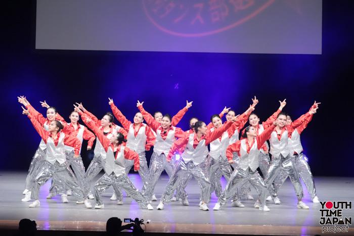 大成高校(東京都)が演技を披露!<第14回日本高校ダンス部選手権DANCE STADIUM>