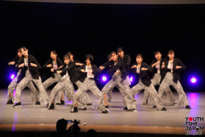 豊南高校(東京都)が演技を披露!<第14回日本高校ダンス部選手権DANCE STADIUM>