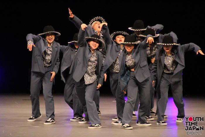 二松學舍大学附属高校(東京都)が演技を披露!<第14回日本高校ダンス部選手権DANCE STADIUM>