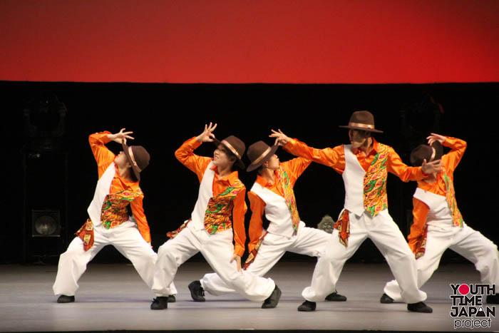 【スモールクラス全国大会】創志学園高校(岡山)が演技を披露!<第14回日本高校ダンス部選手権DANCE STADIUM>
