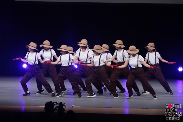 佼成学園女子高校(東京都)が演技を披露!<第14回日本高校ダンス部選手権DANCE STADIUM>