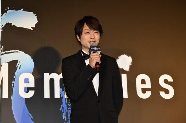 """櫻井翔が『ARASHI Anniversary Tour 5×20 FILM """"Record of Memories""""』が待望の日本公開で映画への思いを語る"""