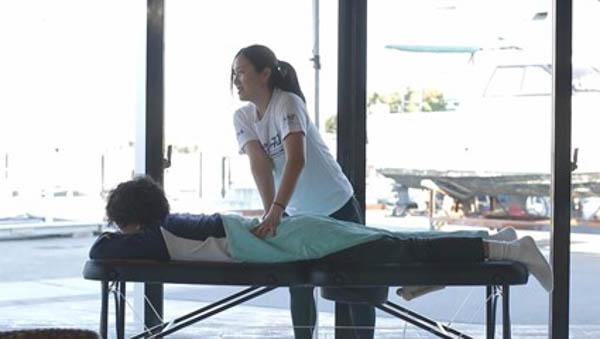 東京2020オリンピック帯同トレーナーを輩出したスポーツ専門学校が、 Webオープンキャンパスを実施