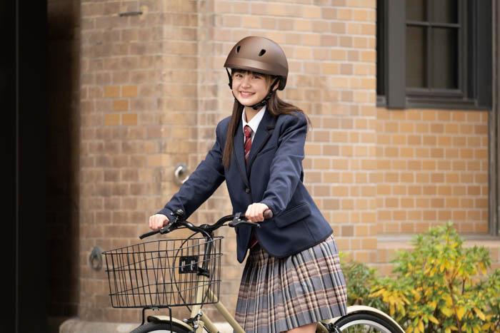 高校生も自転車ヘルメット着用義務へ、愛知県は10月1日から条例改正開始