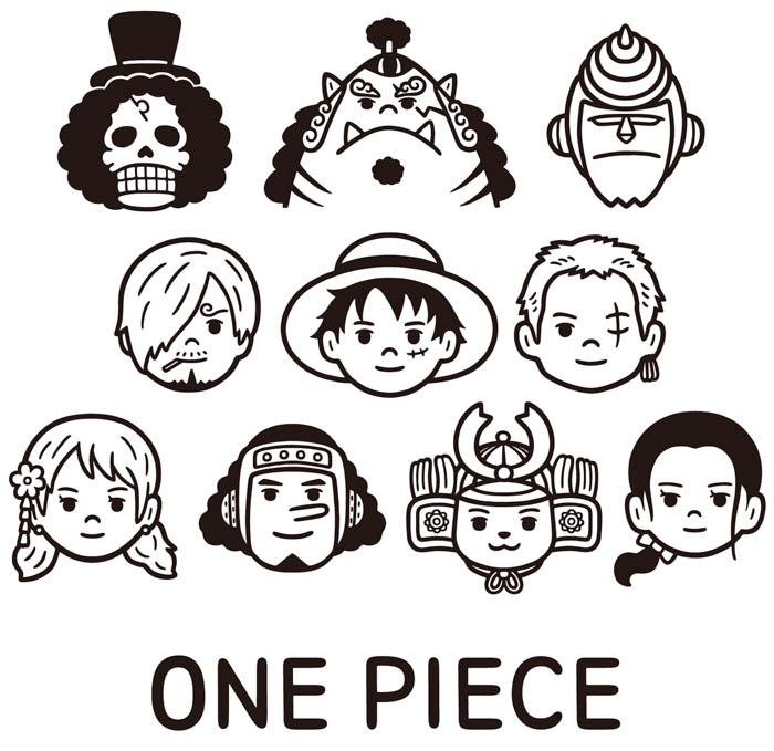 """アニメ『ONE PIECE』と人気イラストレーター""""Noritake""""がコラボ!"""