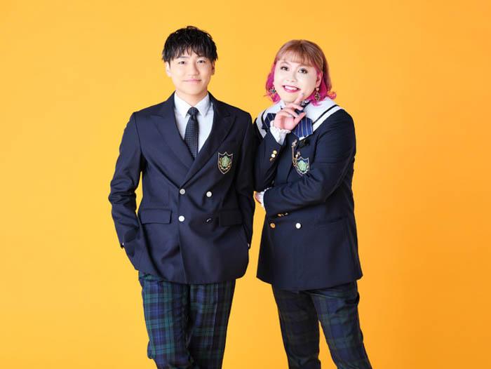 GENERATIONS 小森隼、ぺえが『SCHOOL OF LOCK!』17年目の新体制で校長と教頭に就任!