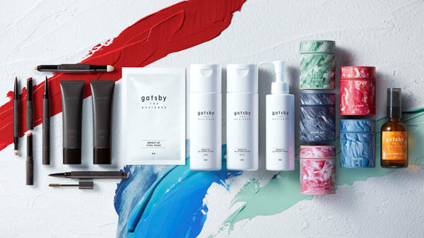 新ライン『gatsby THE DESIGNER(ギャツビー ザ デザイナー)』イメージキャラクター 佐藤健のキービジュアルを公開
